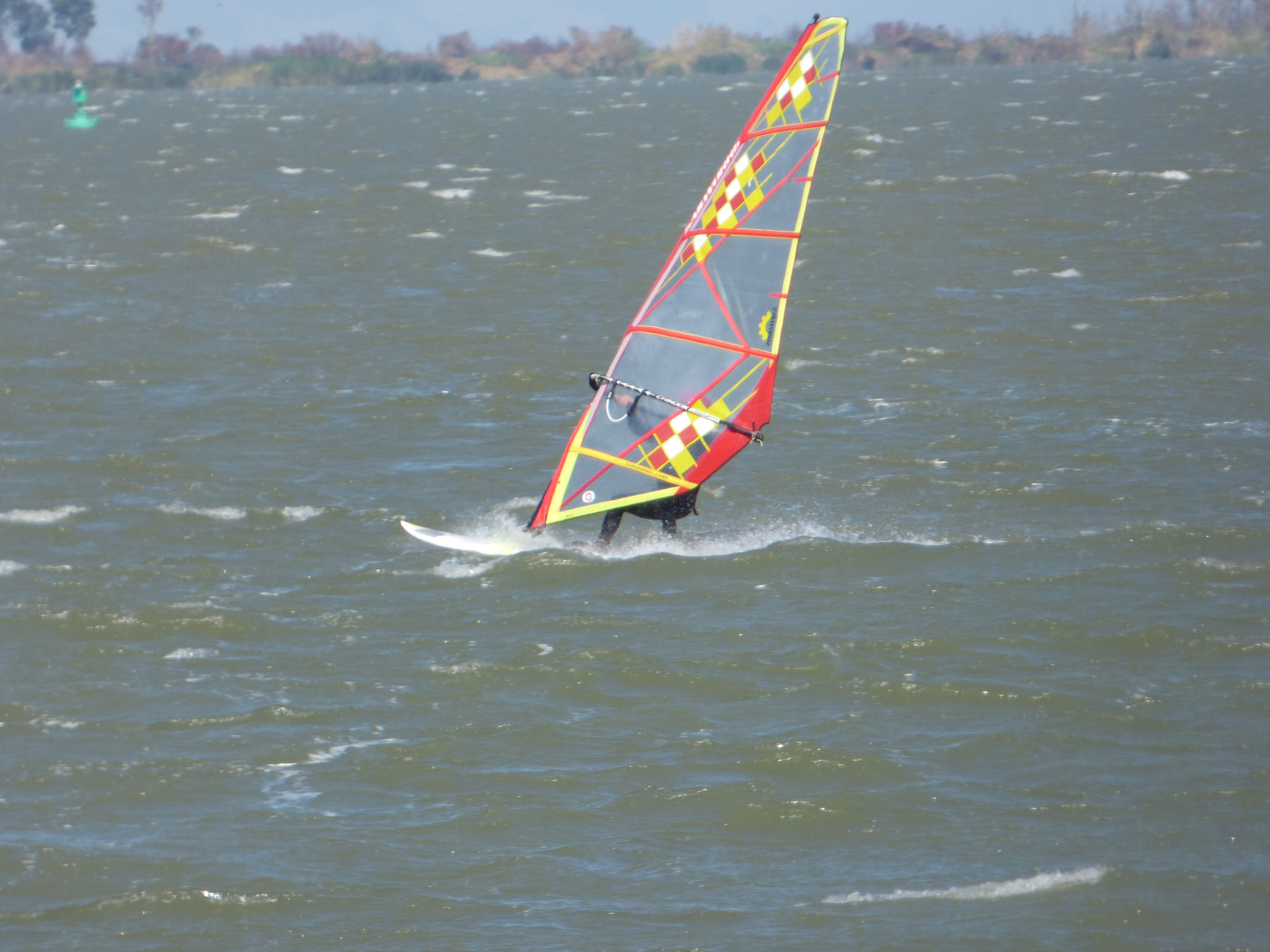 2018-06-18 - Along Delta Windsurfing Country