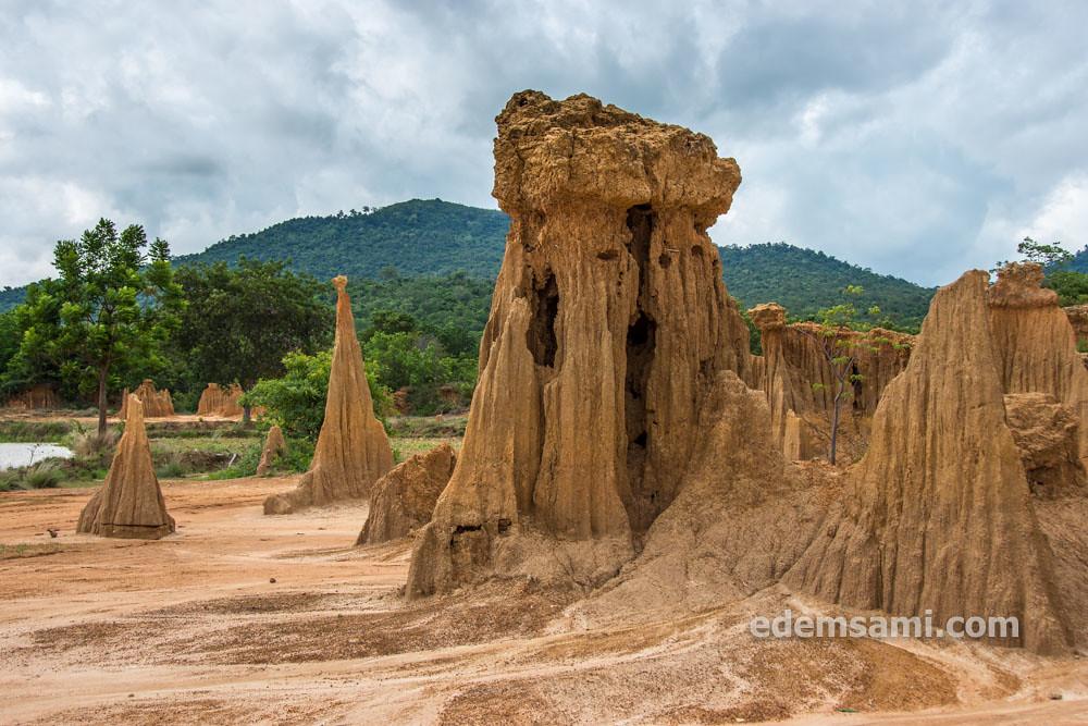 Лалу парк Сакэу Таиланд