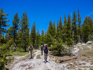 Partway up Cathedral Lakes trail | by snackronym