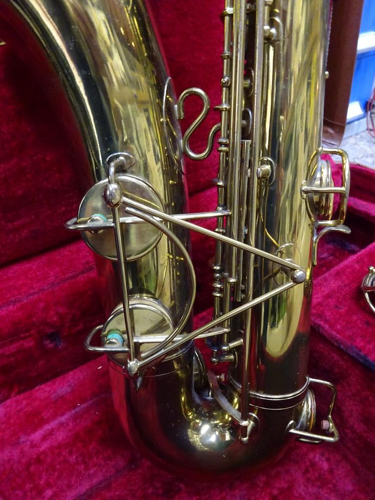 Selmer Padless tenor ca  1940 for sale at de Saxofoonwinke