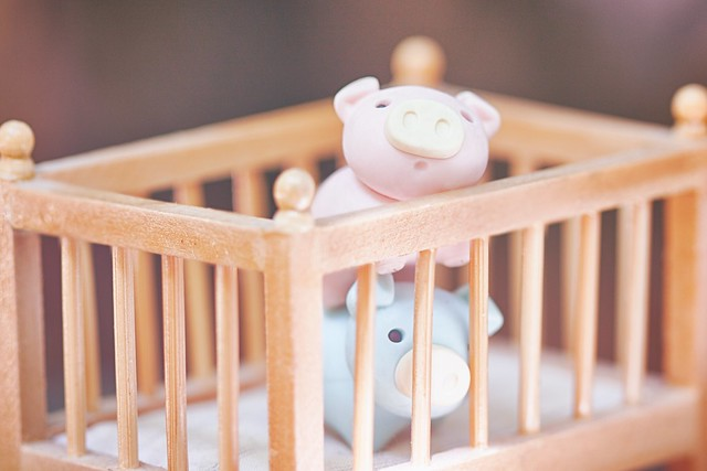 175/365 : Escaping the Crib