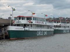 Circle Line cruise ship