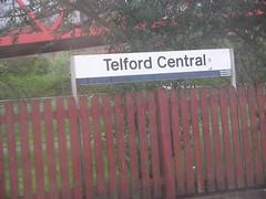 Gorsaf Telford Central