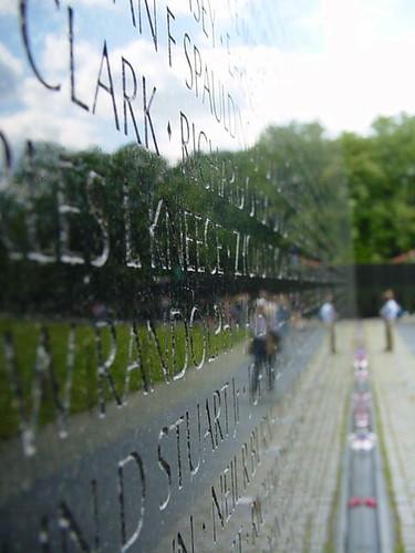 Vietnam War Memorial. 1