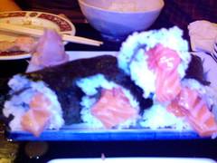 Salmon Handrolls
