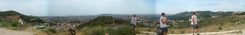 Panoramica Barcelona Clones