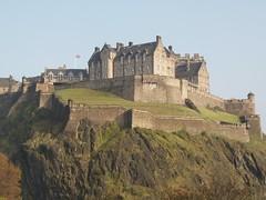 Edinburgh Castle   by kyz
