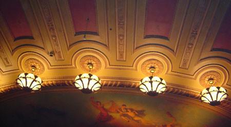 Warfield Ceiling