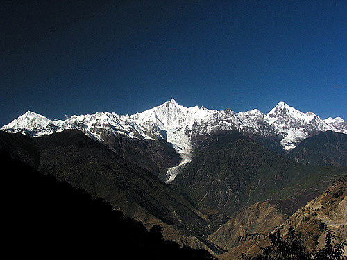 Mt Kawakarpo, Yunnan
