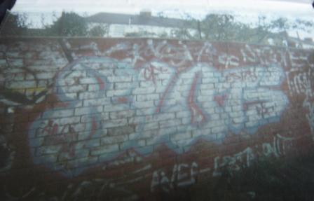 blots grafiti