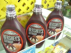 Hershey's Syrup -sluuuuuuuuurrrrrrrrppppppp-