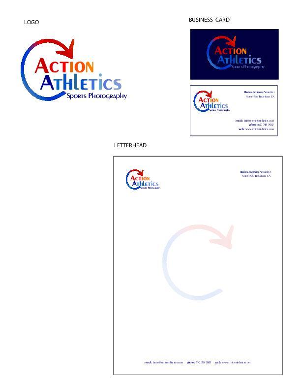 Action Athletics layout