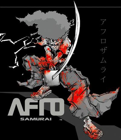 [Anime] Afro Samurai 12514638_a7e54edf58_o