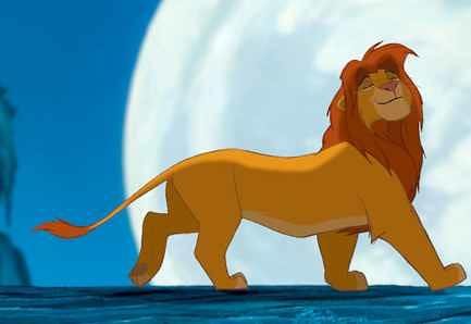 King Lion- disney