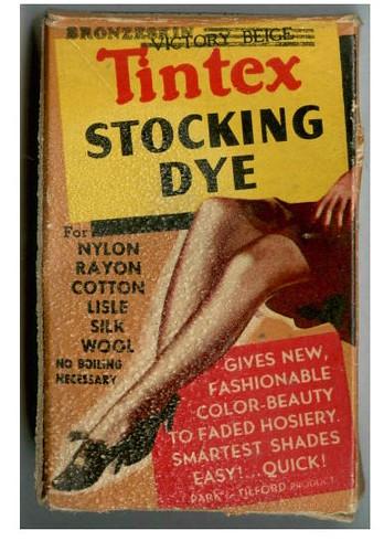 Tintex Stocking Dye (Front)