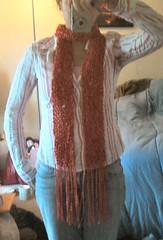 Sara's summer scarf