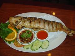 deep-fried catfish