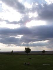 Cemetery Sky