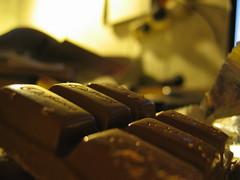 Chocolate at night!