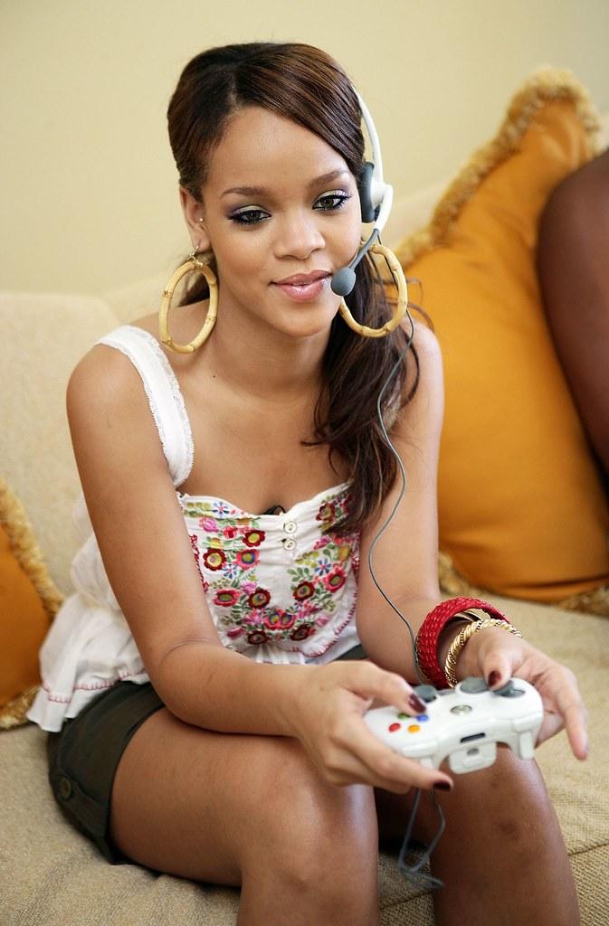 Rihanna Before Fame