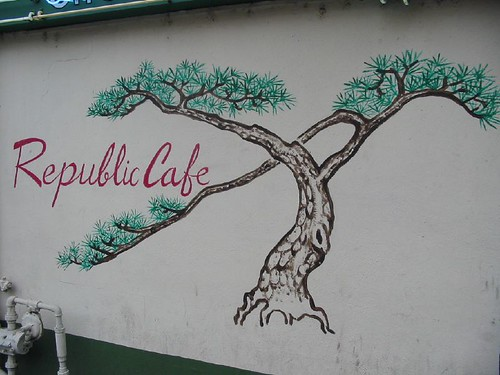 republic cafe tree