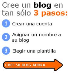 Blogger: Cree un blog en tan solo tres pasos