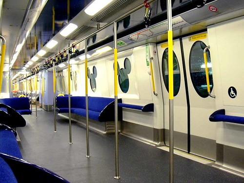 TDL monorail interior 2