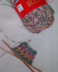 Spring sock 2