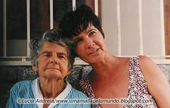 Vovo e mamae