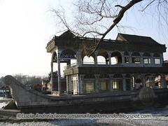 beijing barco de marmore