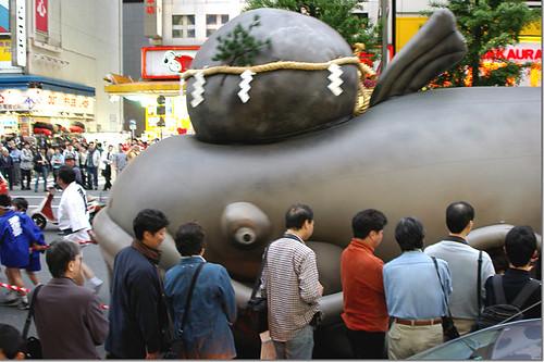 神田祭・神幸祭@秋葉原 photo by *istD with TAMRON 28-300