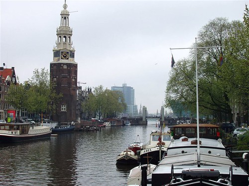 Amsterdam, Canal boat ride... click for larger image