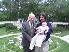 Three generations of Stone boys