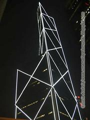 Hong Kong noturno