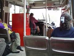 Riding the rocket AKA a streetcar