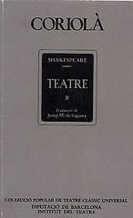 ShakespeareCoriola