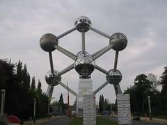 Atomium, Brwsel