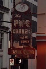 Pipe Corner
