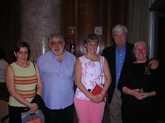Reunion at Senac