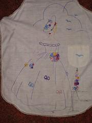 Crinoline apron 2