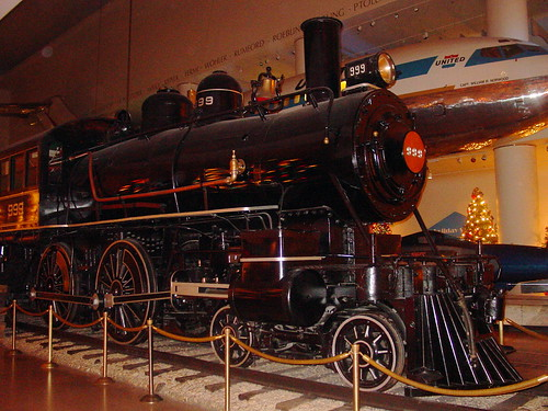 Photos From The Museum of Science and Industry
