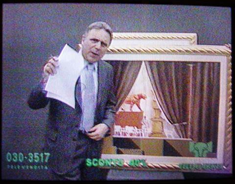 TV - art
