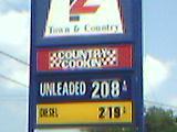 Texas gas prices