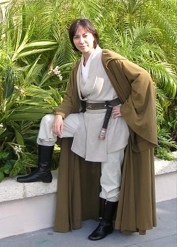 Jedi garb