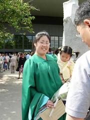 Graduation - Me & Victoria