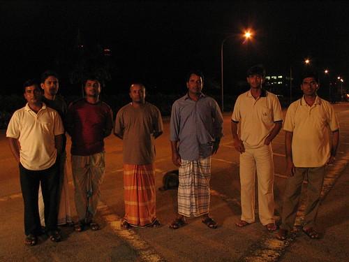 Row of Bangla