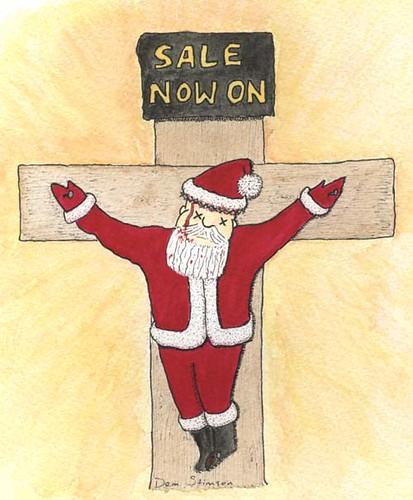 crucified santafb