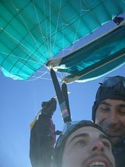Skydive - 16 - Matt gliding