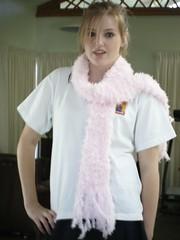Madi's scarf