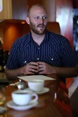 Chef Jeff Van Geest of Aurora Bistro